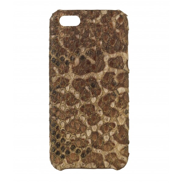 2 ME Style - Cover Pitone Glitter - iPhone 5/SE