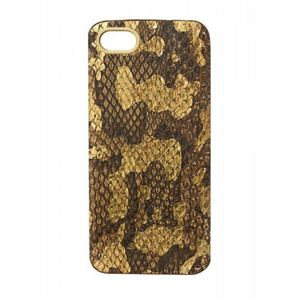 2 ME Style - Case Phyton Gold Leaf - iPhone 5/SE