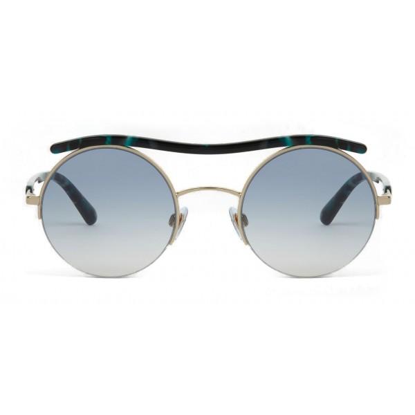 01524fed9d9d Giorgio Armani - Wavy Catwalk - Sunglasses with Corrugated Tubular - Silver  - Sunglasses - Giorgio