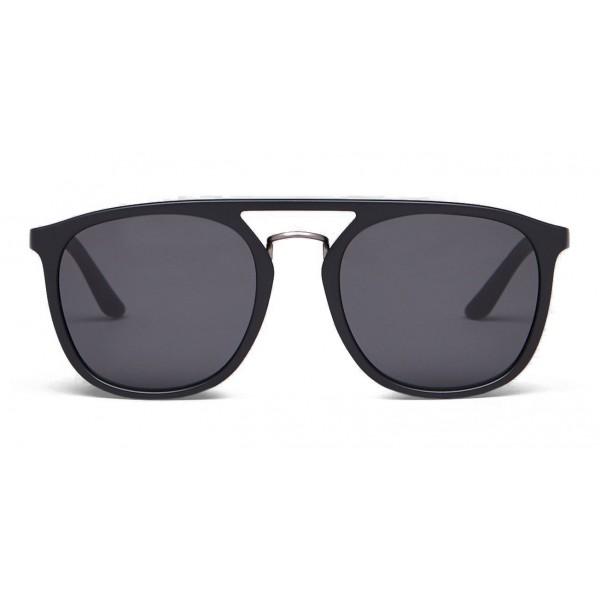 fb38d2155a92 Giorgio Armani - Square Frame Sunglasses - Black - Sunglasses - Giorgio  Armani Eyewear