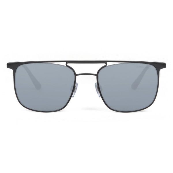 13cbd765f518 Giorgio Armani - Timeless - Sunglasses with Metal Frame - Black - Sunglasses  - Giorgio Armani