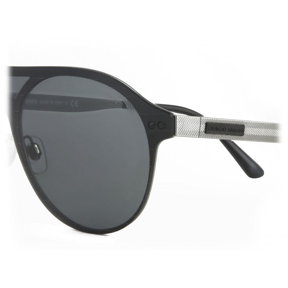 a3f3135302 Giorgio Armani - Cat Walk Sunglasses with Mask Frame - Anthracite ...