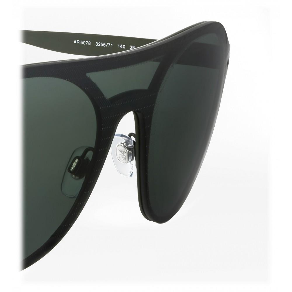69c94ff1bc Giorgio Armani - Cat Walk Sunglasses with Mask Frame - Green ...