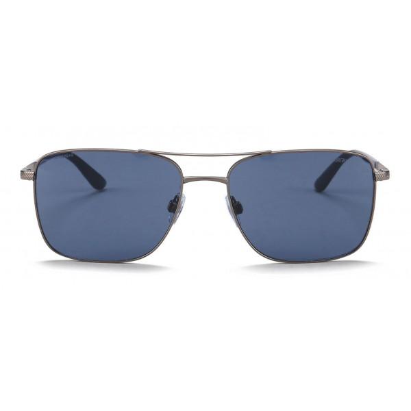 ab35e5e50a6f Giorgio Armani - Essential - Sunglasses with Metal Frame - Silver -  Sunglasses - Giorgio Armani