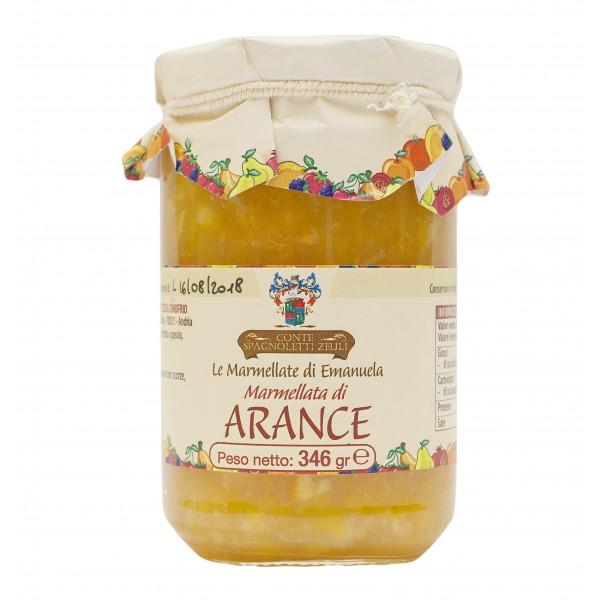 Conte Spagnoletti Zeuli - Marmellata di Arance