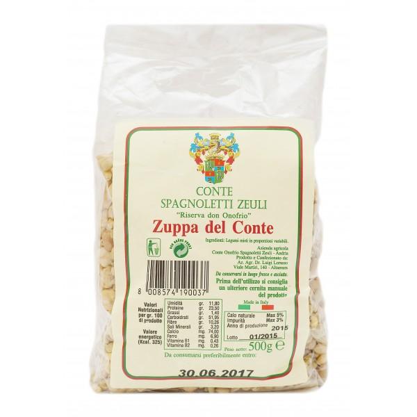 Conte Spagnoletti Zeuli - Zuppa del Conte