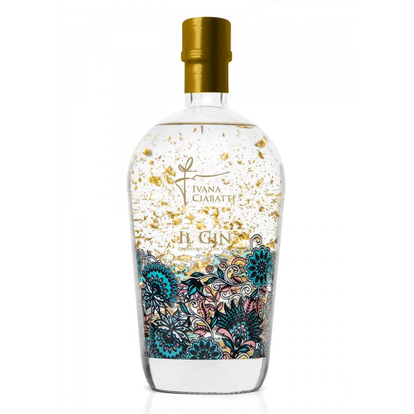 Ivana Ciabatti - The Gin Limited - Lounge Edition - Limited Edition - Liqueurs and Spirits
