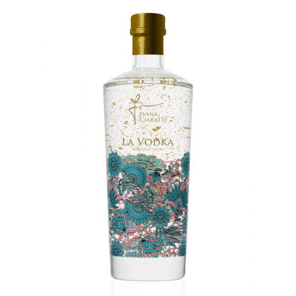 Ivana Ciabatti - The Vodka Limited - Lounge Edition - Limited Edition - Liqueurs and Spirits