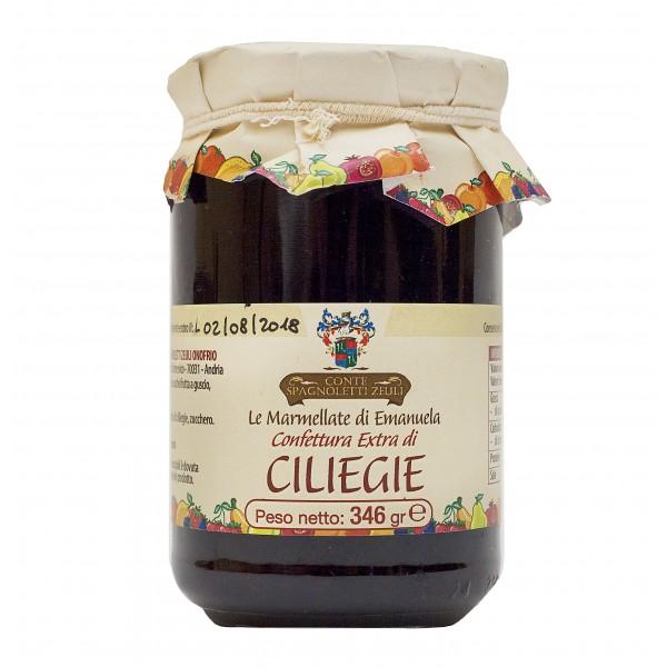 Conte Spagnoletti Zeuli - Marmellata di Ciliegie