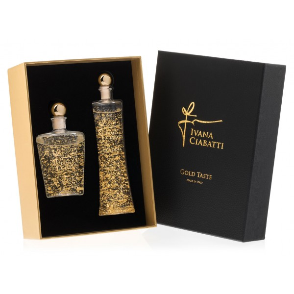Ivana Ciabatti - Gold Taste - Exclusive Gift Box - Linea Liquors - Limited Edition - Liquori e Distillati