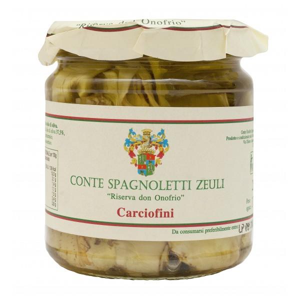 Conte Spagnoletti Zeuli - Carciofini