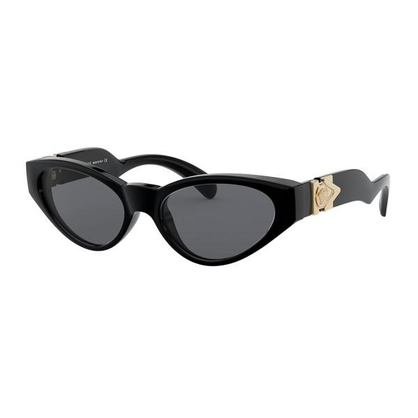 0b9d5bfa9ae Versace - Sunglasses V-Medusa - Black - Sunglasses - Versace Eyewear -  Avvenice