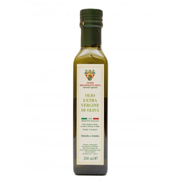 Conte Spagnoletti Zeuli - Extravirgin Olive Oil D.O.P. - 250 ml - Intense Fruity