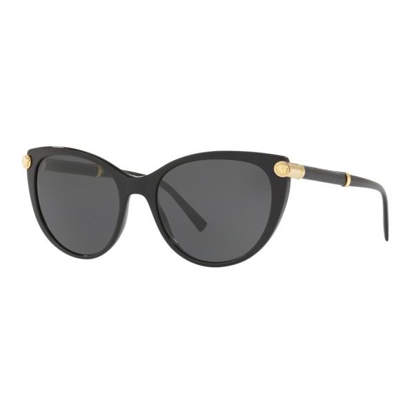 Versace - V-Rock Sunglasses - Black - Sunglasses - Versace Eyewear