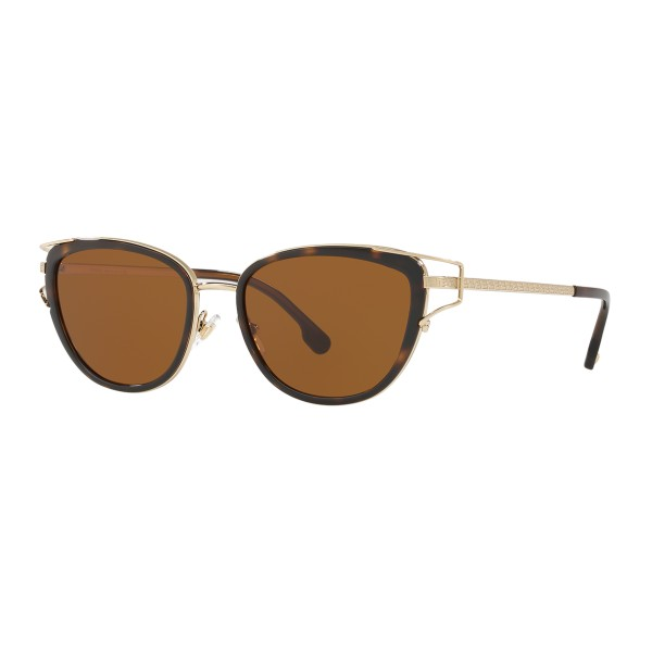 Versace - Occhiale da Sole Medusa Greek Wire Cat Eye - Havana - Occhiali da Sole - Versace Eyewear