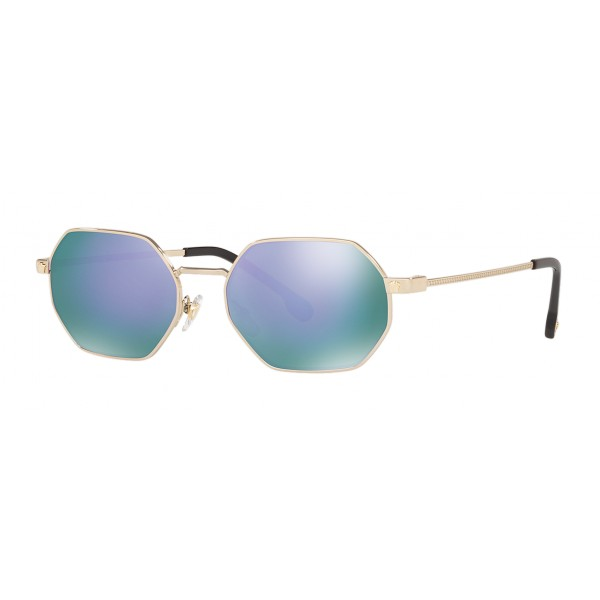 Versace - Sunglasses Versace V-Vintage Octagon - Violet - Sunglasses - Versace Eyewear