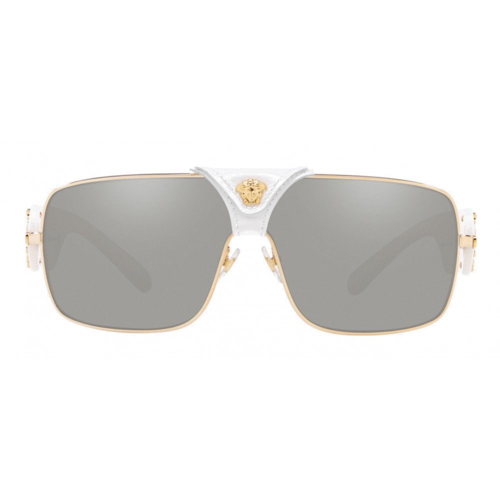 1888e7e23819e ... Versace - Baroque Sunglasses - White Onul - Sunglasses - Versace Eyewear