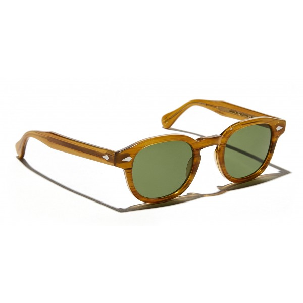 Moscot - Lemtosh Sun - Blonde - Sunglasses - Moscot Originals - Moscot Eyewear