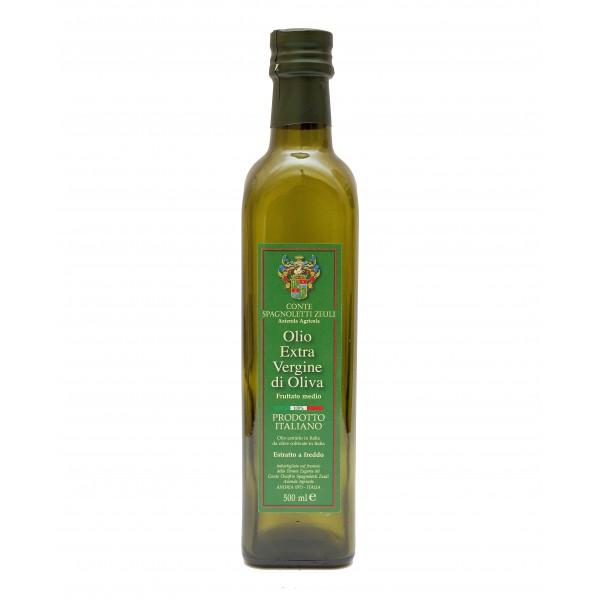 Conte Spagnoletti Zeuli - Extravirgin Olive Oil D.O.P. - 500 ml - Medium Fruity