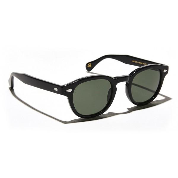 Moscot - Lemtosh Sun - Black - Occhiali da Sole - Moscot Originals - Moscot Eyewear