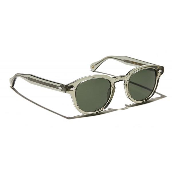 Moscot - Lemtosh Sun - Sage - Occhiali da Sole - Moscot Originals - Moscot Eyewear