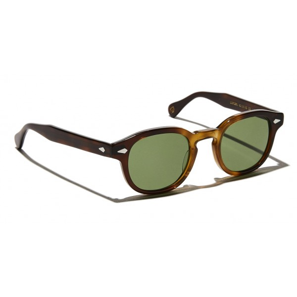 Moscot - Lemtosh Sun - Tobacco - Sunglasses - Moscot Originals - Moscot Eyewear
