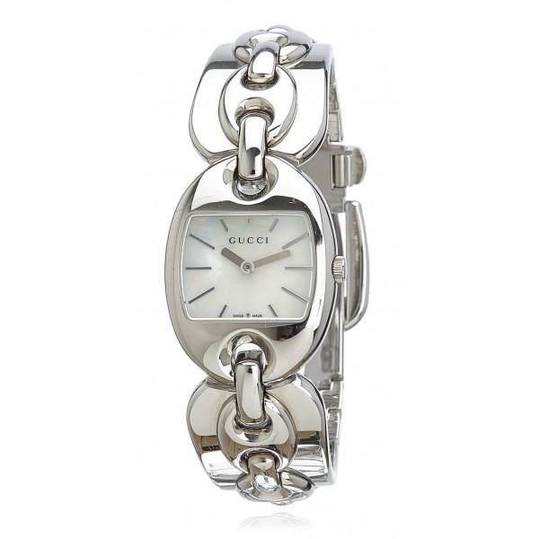 Gucci Vintage - Signoria Watch - Argento - Orologio Gucci - Alta Qualità Luxury