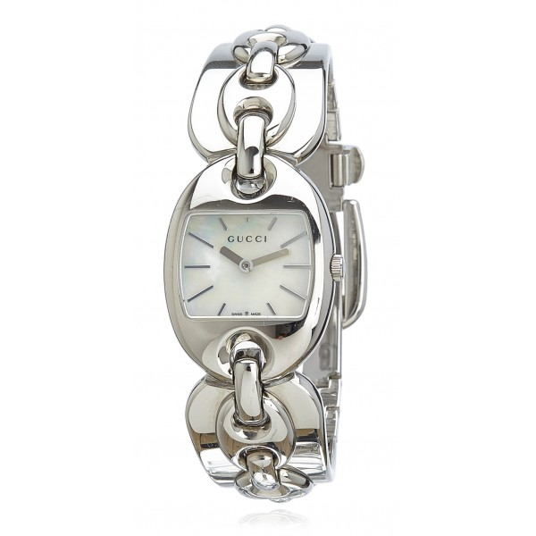 Gucci Vintage - Signoria Watch - Silver - Gucci Watch - Luxury High Quality