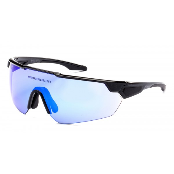 Italia Independent - Billionaire Boys Club - BBC001 - Black - BBC001.009.OLG - Sunglasses - Italia Independent Eyewear