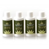 Naturalis - Natura & Benessere - Luxury Beauty Care - Travel Set - Set Cura di Bellezza Bio - Aloe Vera