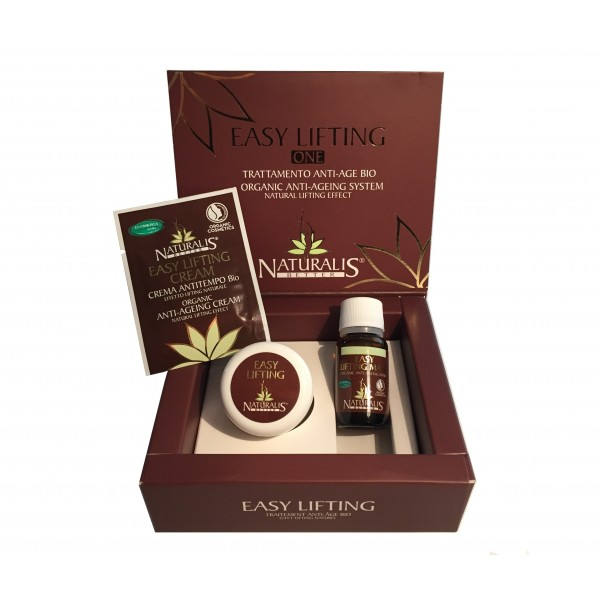 Naturalis - Natura & Benessere - Easy Lifting One - Aloe Vera - Organic Set