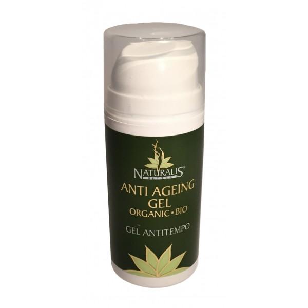Naturalis - Natura & Benessere - Anti Ageing Gel - Aloe Vera - Gel Anti Età Bio