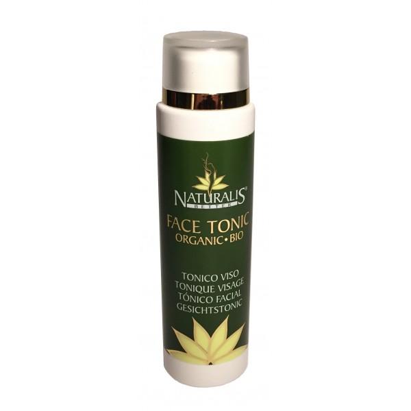 Naturalis - Natura & Benessere - Organic Face Tonic - Aloe Vera - Tonificante Viso Bio