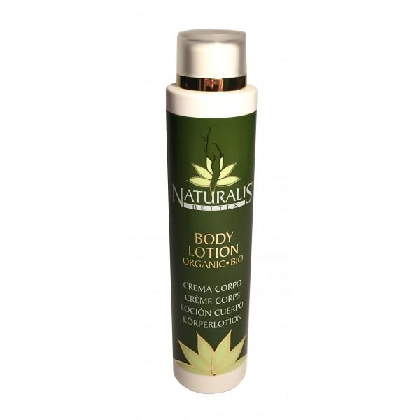 Naturalis - Natura & Benessere - Body Lotion - Aloe Vera - Lozione per il Corpo Bio