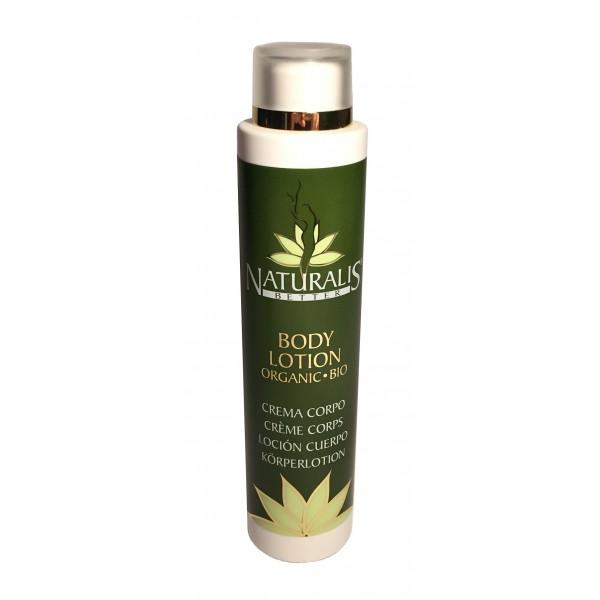 Naturalis - Natura & Benessere - Organic Body Lotion - Aloe Vera