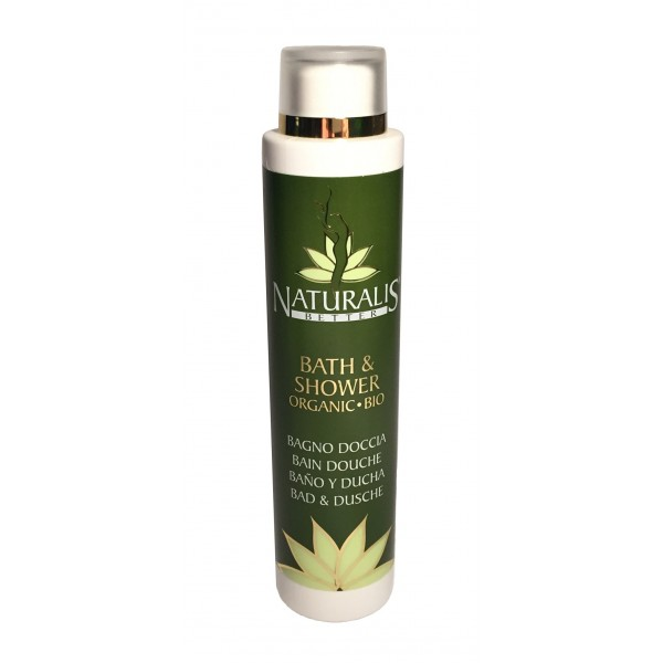 Naturalis - Natura & Benessere - Organic Bath & Shower - Aloe Vera