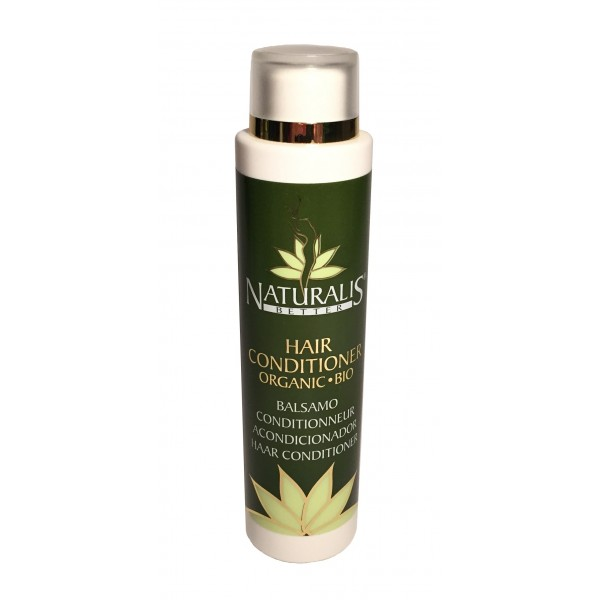 Naturalis - Natura & Benessere - Hair Conditioner - Aloe Vera - Balsamo per Capelli Bio