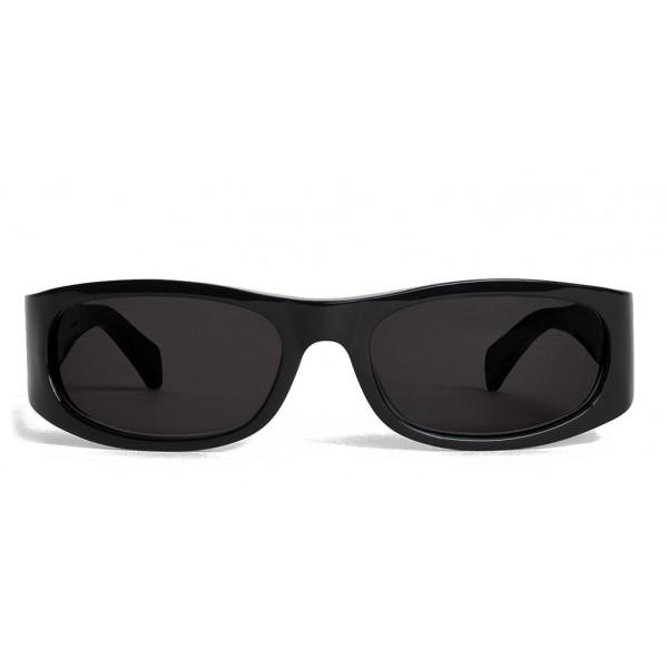 Céline - 06 Sunglasses in Acetate - Black - Sunglasses - Céline Eyewear