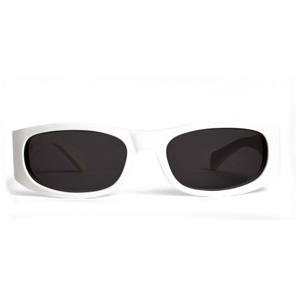 Céline - 06 Sunglasses in Acetate - White - Sunglasses - Céline Eyewear