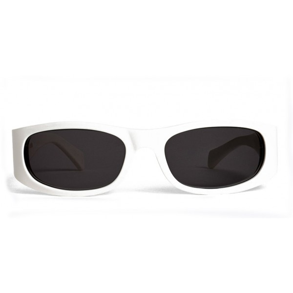 Céline - Occhiali da Sole 06 in Acetato - Bianco - Occhiali da Sole - Céline Eyewear