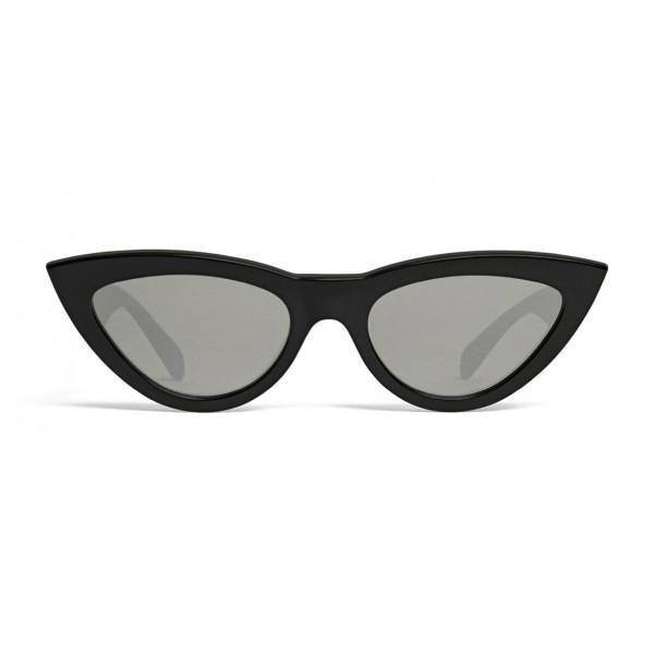 d3f342821a710 New Céline - Cat Eye Sunglasses in Acetate - Black - Sunglasses - Céline  Eyewear