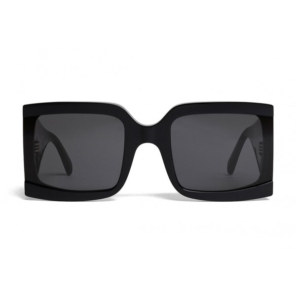 Céline - Occhiali da Sole Oversized in Acetato - Nero - Occhiali da Sole - Céline Eyewear