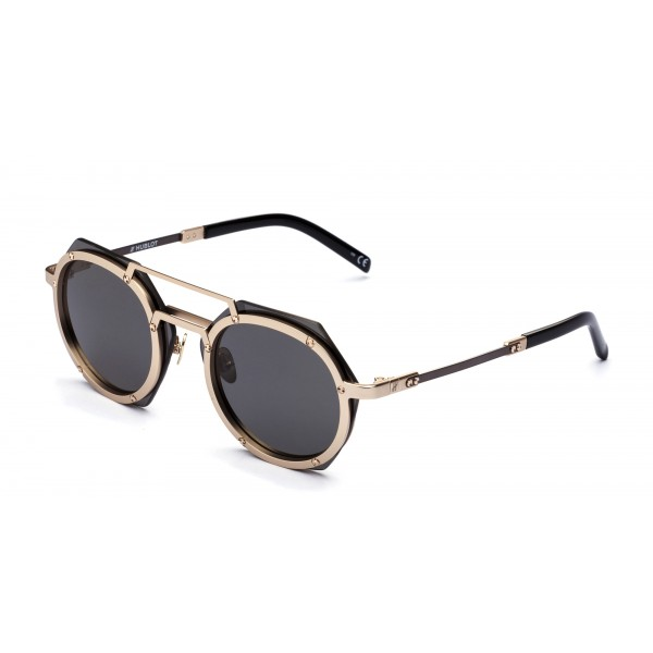 Italia Independent - Hublot H006 - Oro - Hublot Official - H006.120.PLR - Occhiali Sole - Italia Independent Eyewear