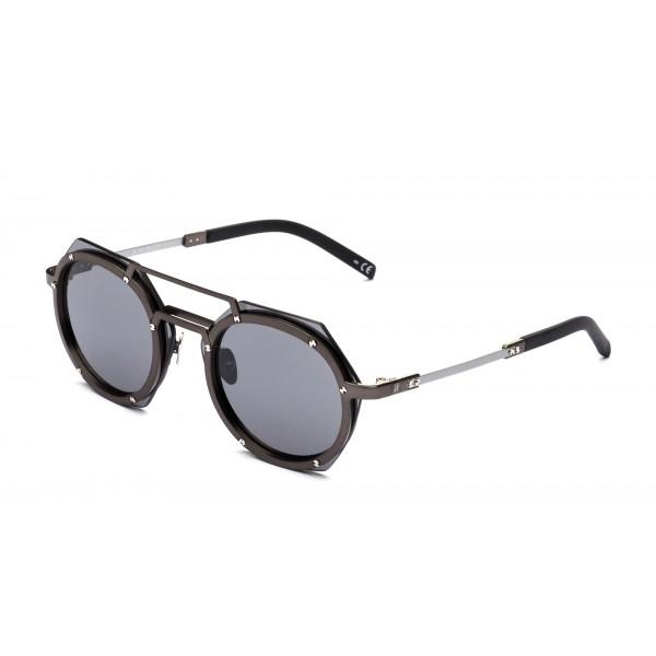 Italia Independent - Hublot H006 - Gun - Hublot Official - H006.078.000 - Sunglasses - Italia Independent Eyewear
