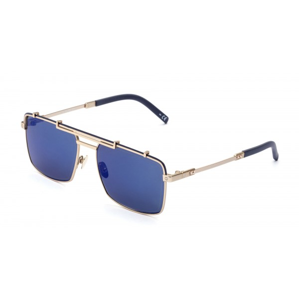 Italia Independent - Hublot H015 - Oro Blu - Hublot Official - H015.120.021 - Occhiali Sole - Italia Independent Eyewear