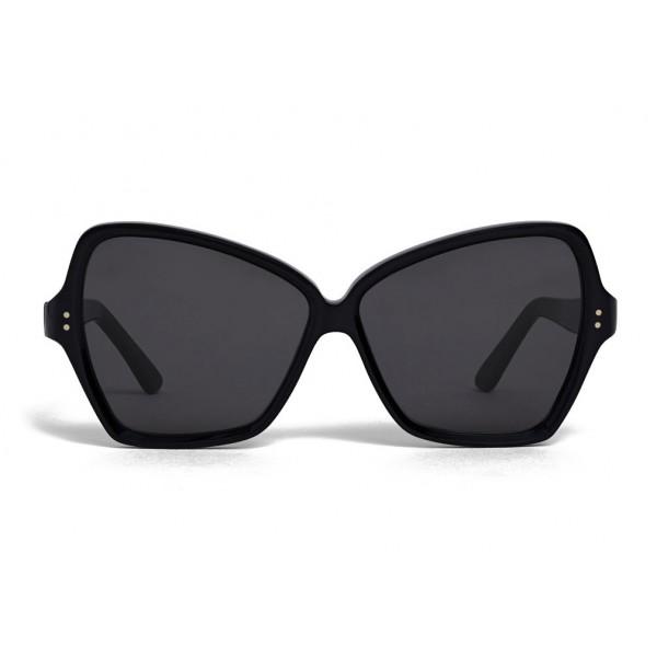 Céline - Occhiali da Sole a Farfalla in Acetato - Nero - Occhiali da Sole - Céline Eyewear