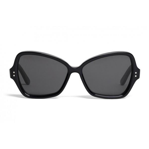 7a9f1e937ab3c Céline - Butterfly Sunglasses in Acetate - Black - Sunglasses - Céline  Eyewear - Avvenice