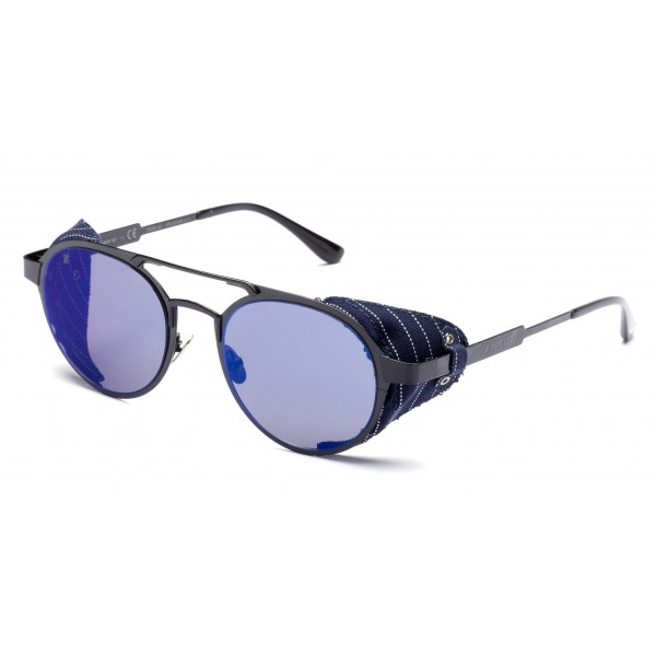 Italia Independent - Hublot H003 - Nero Blu - Hublot Official - H003.009.GES - Occhiali Sole - Italia Independent Eyewear
