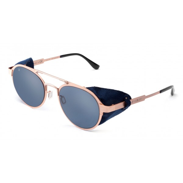 Italia Independent - Hublot H003 - Oro Blu - Hublot Official - H003.122.021 - Occhiali Sole - Italia Independent Eyewear