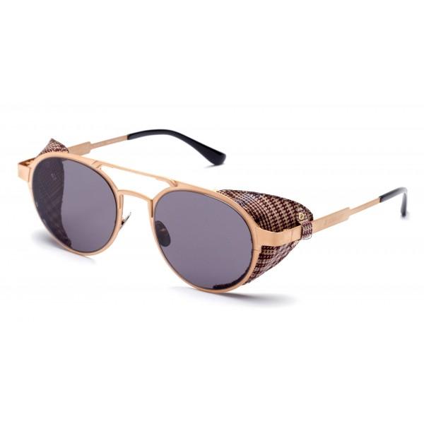 Italia Independent - Hublot H003 - Gold Grey - Hublot Official - H003.122.PDG - Sunglasses - Italia Independent Eyewear